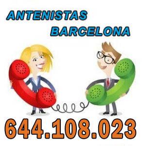 ANTENISTAS EN BARCELONA